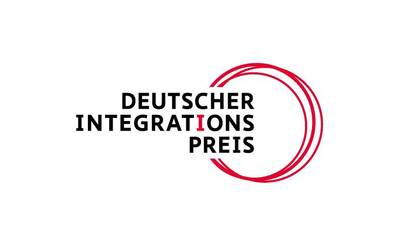 Deutscher Integrationspreis Logo