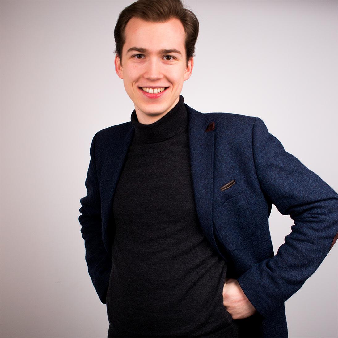Philipp von der Wippel von Project Together